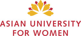 AUW logo with clear background