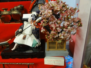 Some other intricacies of the display, which at Nishimachi is nearly 100 years old.