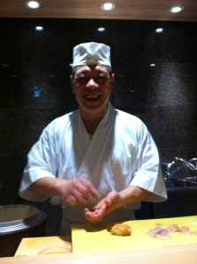 Yasuda-san himself!